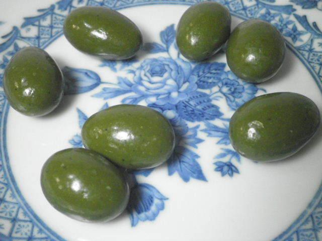 明治アーモンド京抹茶チョコレート仕立て04.JPG
